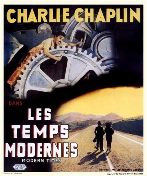 Affiches, Posters Et Images De Les Temps Modernes (1936