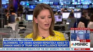 MSNBC: Covering Trump Surveillance Story Helps Russia ...