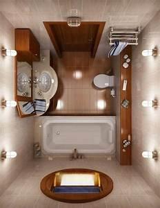 Plan Petite Salle De Bain : l 39 am nagement petite salle de bains n 39 est plus un ~ Melissatoandfro.com Idées de Décoration