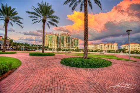 downtown at the gardens downtown at palm gardens at the landmark and