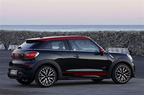 2018 Mini John Cooper Works Paceman All4 First Drive