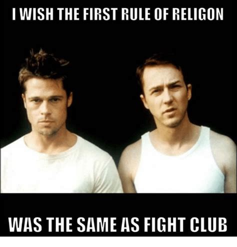 Club Meme - 25 best memes about fight club fight club memes