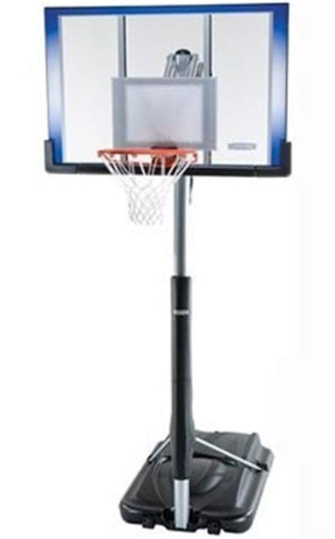 portable basketball hoop lifetime basketball goals