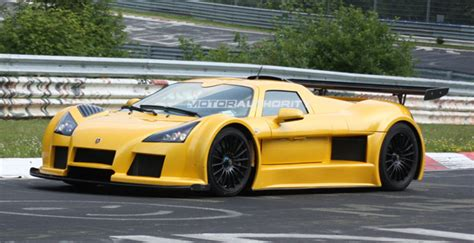 Modified Gumpert Apollo Speed Hits The 'ring
