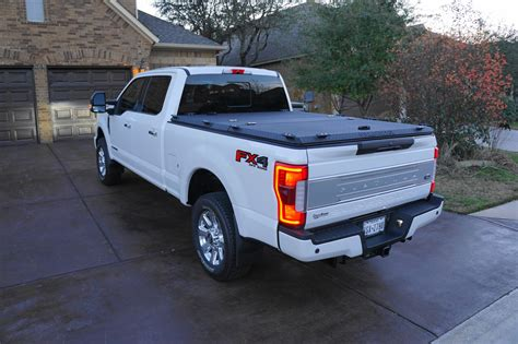 Ford Mud Flaps by 2017 Superduty Weather Tech Mud Flaps Installed Ford
