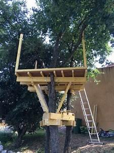 Cabane Dans Les Arbres Construction : photos ma cabane dans les arbres ~ Mglfilm.com Idées de Décoration