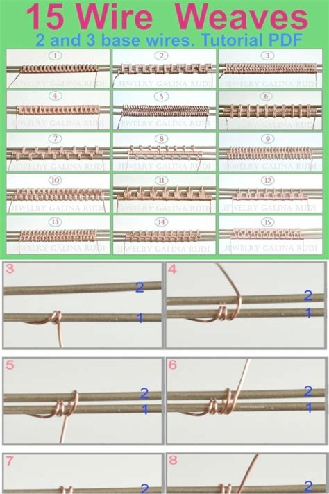 wire jewelry projects   jewellery india wire