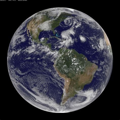 Picture Of Earth From Space  Universe Today