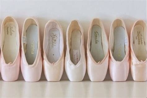 Many Different Brands Of Pointe Shoes! Dance