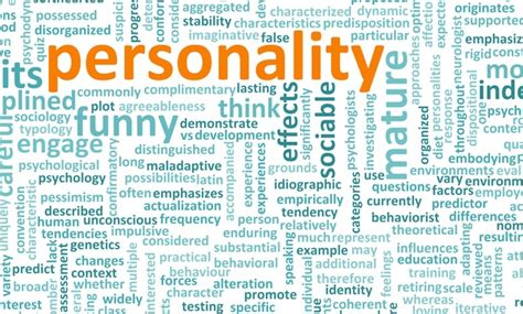 My Personality Test Results!