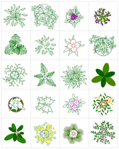 disegni per interni piante per interni e in vaso disegni dwg