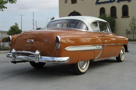 1954 Chevrolet Bel Air 2 Door Sport Coupe 108312