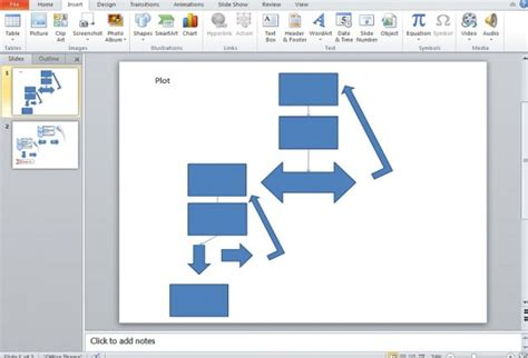 Microsoft Office Smartart Templates by How To Build A Flowchart In Word 2010