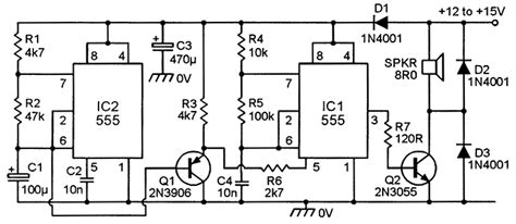 Astable Circuits Nuts Volts Magazine