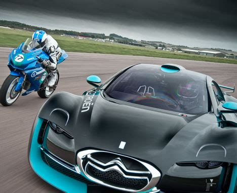 Citroen Survolt And Agni Z2, A Breathtaking Super Car And