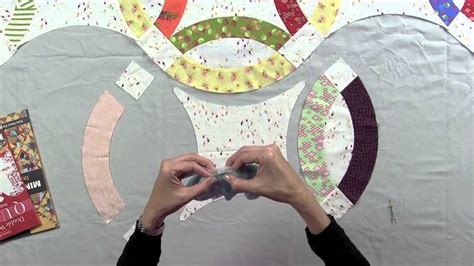 wedding ring quilts tips for the youtube