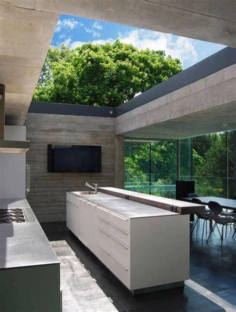 modern outdoor kitchen designs  summer relaxation