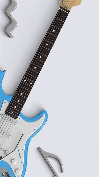 Guitar Wallpapers Mobile Musical Phone Iphone Android