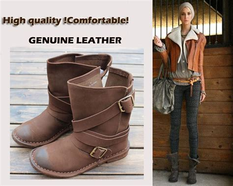 2013 Fashion Genuine Leather Boots For Women 2013 High