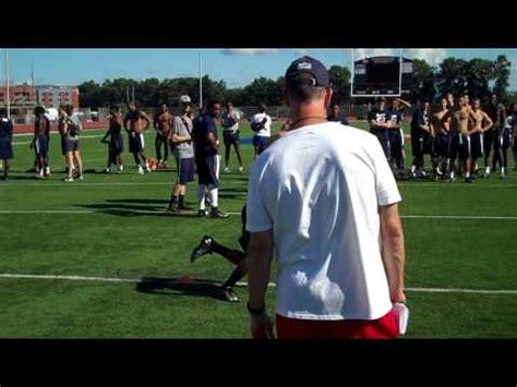 Ship Football 2015 ship football practice 1 youtube