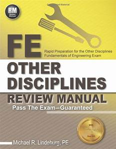 Fe Other Disciplines Review Manual New Edition