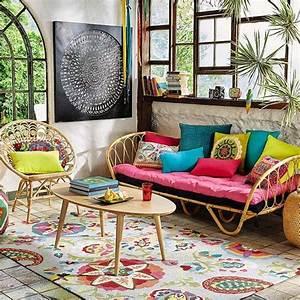 Living Style Möbel : m bel innendekoration exotic maisons du monde boho ~ Watch28wear.com Haus und Dekorationen