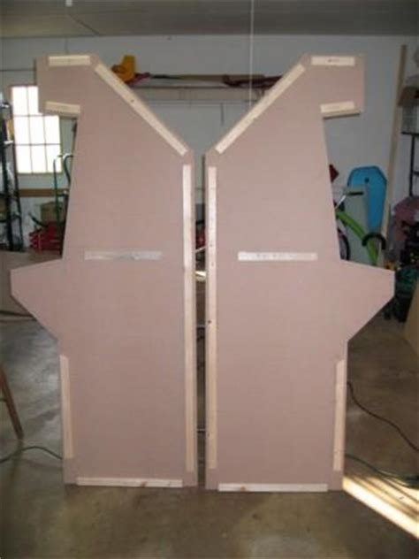 Pre Made Mdf Cabinet Doors by Doc S Mame Cabinet How To Build A Cabinet