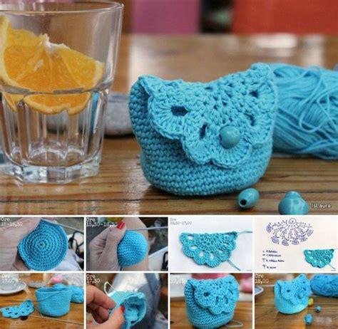 cute crochet purse   patterns  tutorials