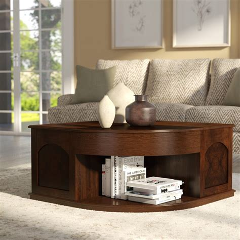 This is essential since there is no use of having a lift top type table that has a. Darby Home Co Wilhoite Double Lift Top Coffee Table & Reviews   Wayfair