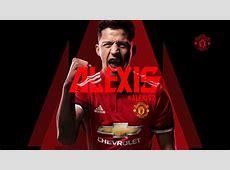 Alexis Sanchez Official Manchester United Website
