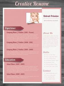 cute resume templates learnhowtoloseweightnet With cute resume templates