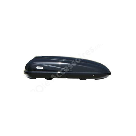 coffre de toit voiture pas cher coffre de toit 460 litres travel noir pole accessoires