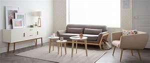 Sessel Skandinavisches Design : sessel skandinavisches design stoff naturfarben artik miliboo ~ Frokenaadalensverden.com Haus und Dekorationen