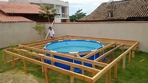 Pool Kaufen Günstig : du musst keinen teuren pool kaufen wenn du handwerklich ~ Articles-book.com Haus und Dekorationen