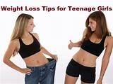 Sudden weight loss in teens