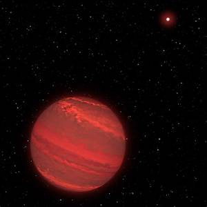 Hubble directly measures rotation of cloudy 'super-Jupiter ...