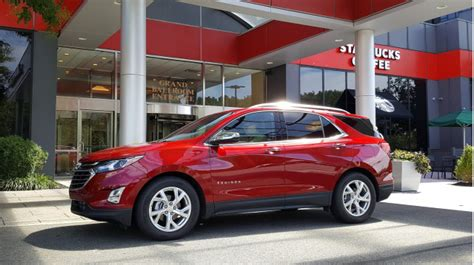 2018 Chevrolet Equinox Diesel (very Brief) First Drive