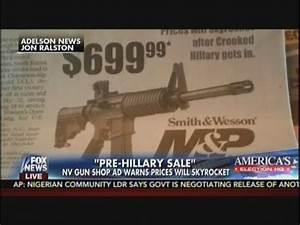 """Fox News Praises Las Vegas Gun Shop For """"Taking Aim At ..."""