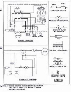 Furnas Starter Unisaw Wiring Diagram