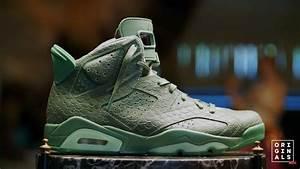 Macklemore Air Jordan 6 Unreleased - Sneaker Bar Detroit