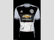 Manchester United allow fans to design 201718 third kit