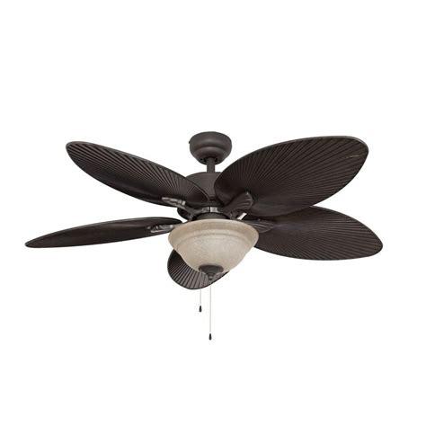 home depot outdoor fans sahara fans st croix 52 in bronze ceiling fan 10056