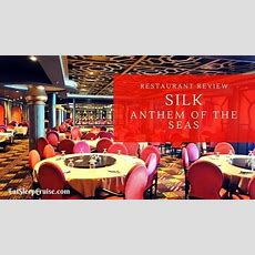Complete Anthem Of The Seas Silk Review