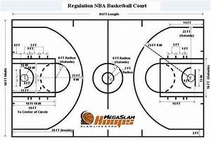 Best Photos of High School Basketball Court Dimensions ...