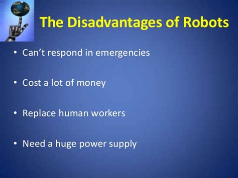 Robots Cant Replace human Essay example for Free