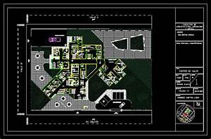 Health Center -Obstetrics 2D DWG Plan For AutoCAD