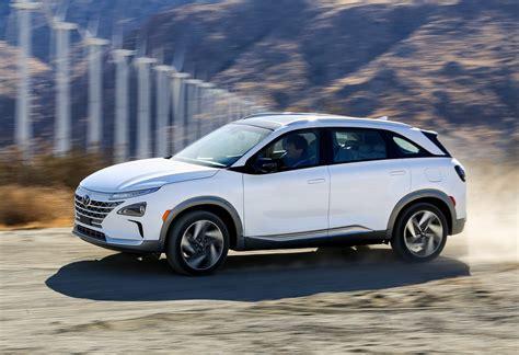 Hyundai NEXO revealed as new fuel cell crossover ...