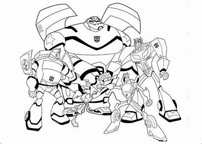 Transformers Rescue Bots Desenhos Coloring Colorir Boulder