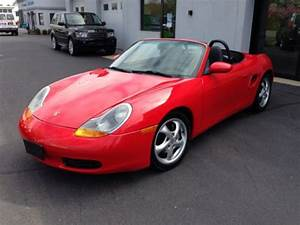 Porsche Nice : find used 2000 boxster porsche red over black very nice clean car new tires in shirley new ~ Gottalentnigeria.com Avis de Voitures