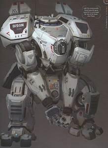 titanfall 2 bison concept art | Titans: Mechs in Titanfall ...
